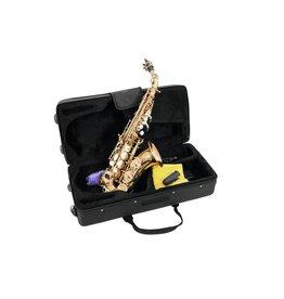 DIMAVERY DIMAVERY SP-20 Bb Soprano Saxophone, gold