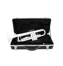 DIMAVERY DIMAVERY TP-10 Bb Trumpet, white