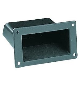 ACCESSORY Insert dish handle, black plastic