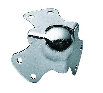 ACCESSORY Steel ball corner, 3 legs, 39mm