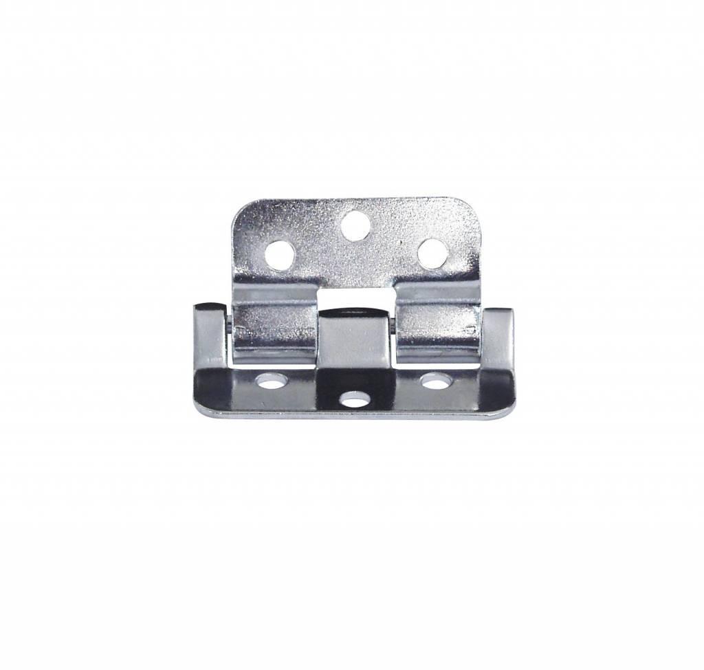 ACCESSORY Heavy duty hook over hinge, zinc-plated