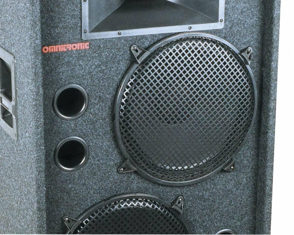 ACCESSORY Speaker-grille 25,4cm