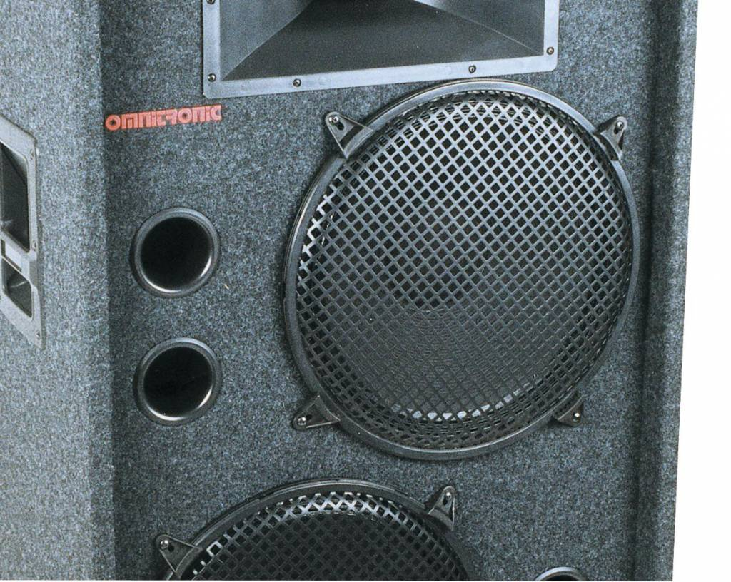 ACCESSORY Speaker-grille 38 cm