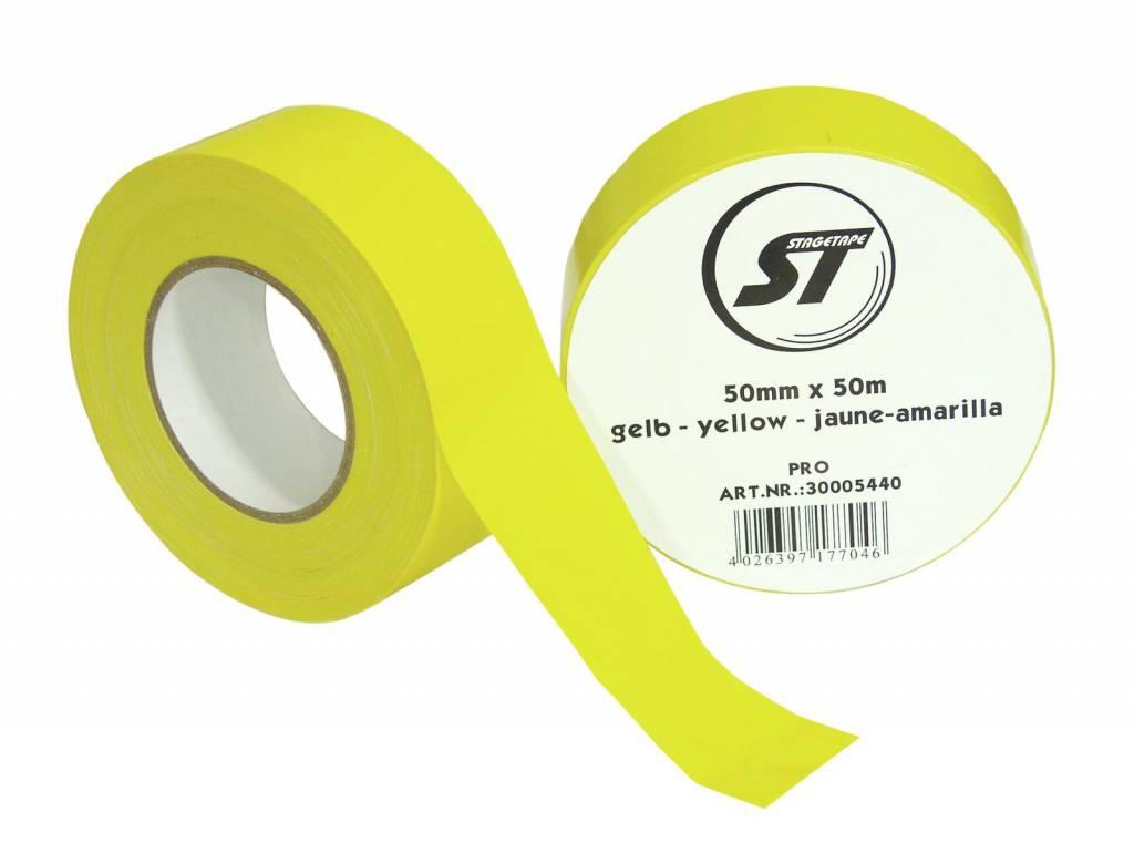ACCESSORY Gaffa Tape Pro 50mm x 50m yellow
