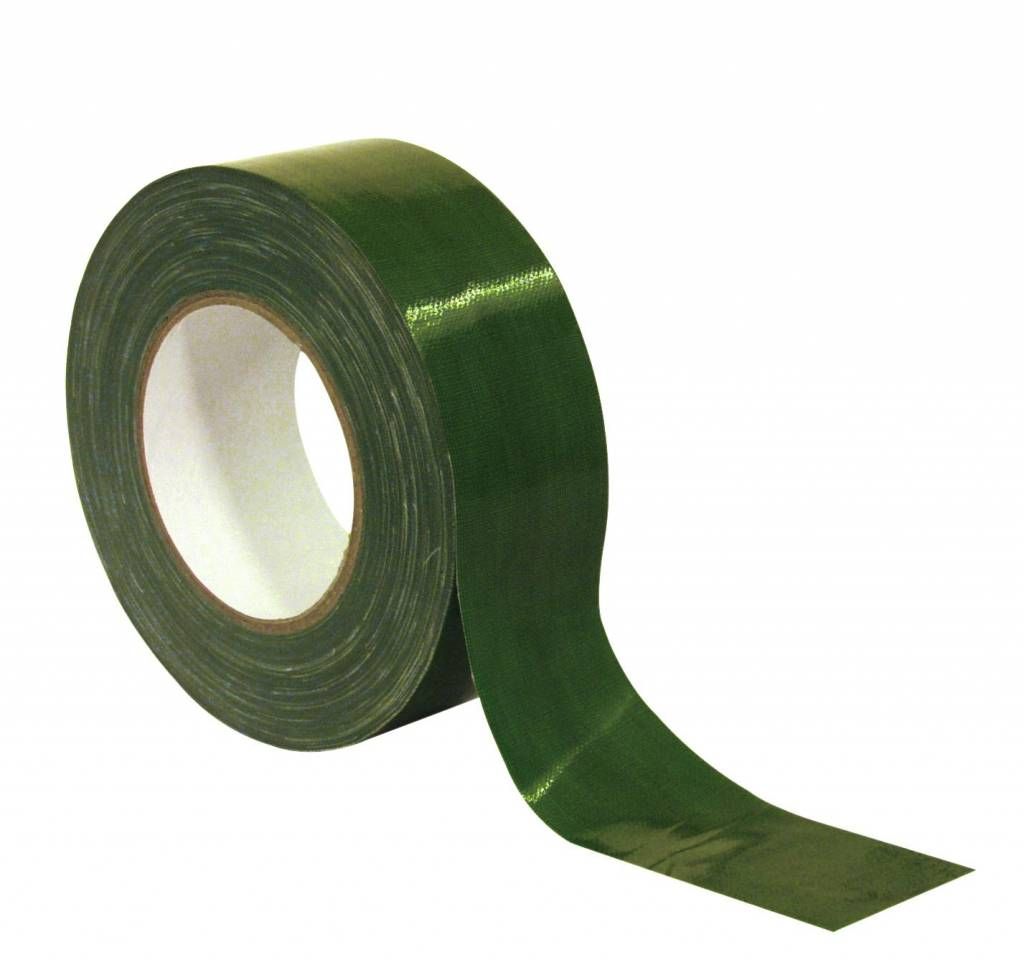 ACCESSORY Gaffa Tape Pro 50mm x 50m green