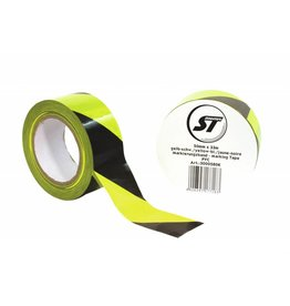 ACCESSORY Marking tape PVC yellow/bl