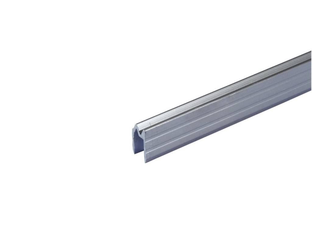 ACCESSORY Aluminium hybrid lid for 7mm panel per m