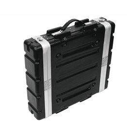 ROADINGER ROADINGER Plastic rack KR-19, 2U, DD, black