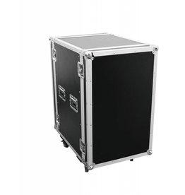 ROADINGER ROADINGER Amplifier rack PR-2ST, 18U, 57cm wheels