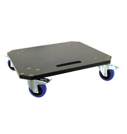 ROADINGER ROADINGER Wheel board MDF 4 wheels 2 brakes