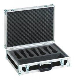ROADINGER ROADINGER Microphone case Road 7 microphones black
