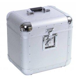 ROADINGER ROADINGER Record case ALU 75/25, rounded, silver