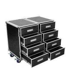 ROADINGER ROADINGER Universal roadie case double drawer DD-2