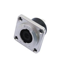 NEUTRIK NEUTRIK Speakon mounting socket 4pin NLT4MP