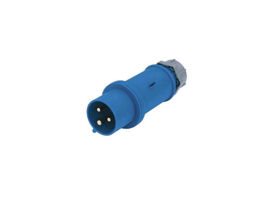 BALS BALS CEE plug 32A 3pin bu