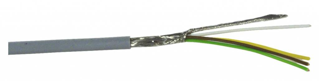 ACCESSORY Control cable 4x0.14 100m LiYCY