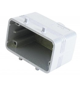 ILME ILME Socket casing for 10-pin, PG 16, straigh