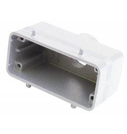 ILME ILME Socket casing for 16-pin, PG 21, straigh