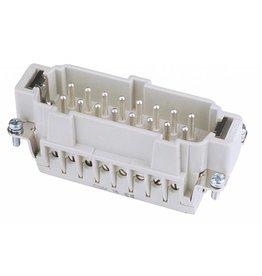 ILME ILME Plug insert for 16-pin 16A,screw termina