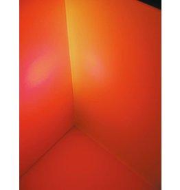 EUROLITE EUROLITE Dichro, orange, frosted, 165x132mm