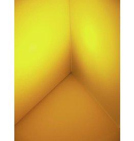 EUROLITE EUROLITE Dichro, yellow, frosted, 165x132mm
