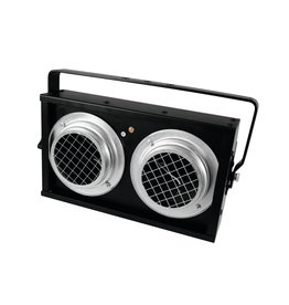 EUROLITE EUROLITE Audience Blinder 2xPAR-36 DMX bk