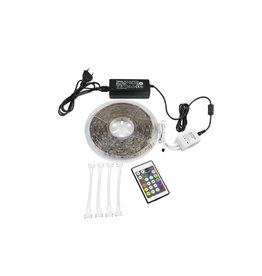 EUROLITE EUROLITE LED IP Strip Set Deluxe 5m RGB