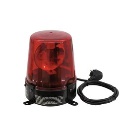 EUROLITE EUROLITE Police Light DE-1 red