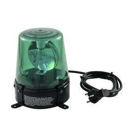 EUROLITE EUROLITE Police Light DE-1 green