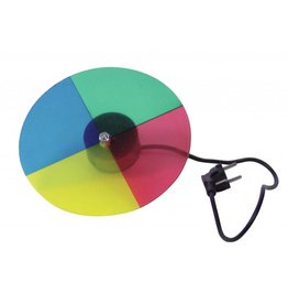 EUROLITE EUROLITE Color wheel with motor for T-36