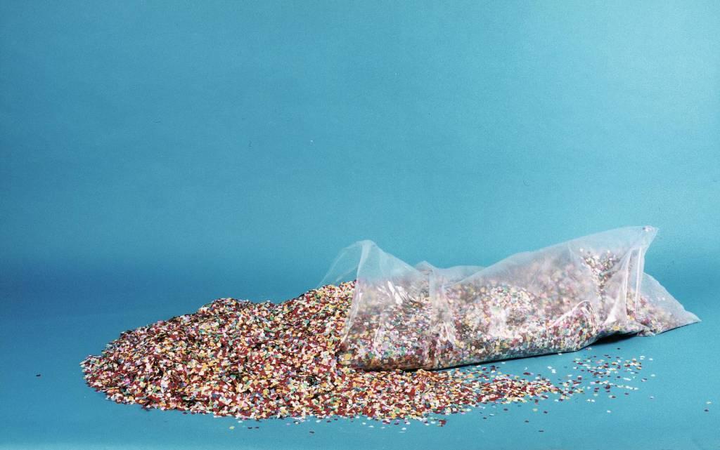ACCESSORY Confetti, multicolor, 7mm 10kg