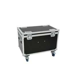 ROADINGER ROADINGER Flightcase for 4x PLB-130 with wheels