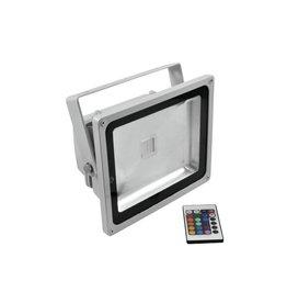 EUROLITE EUROLITE LED IP FL-30 COB RGB 120 RC