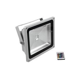 EUROLITE EUROLITE LED IP FL-50 COB RGB 120 RC