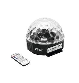 EUROLITE EUROLITE LED BC-8 Beam effect MP3