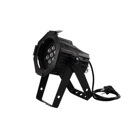EUROLITE EUROLITE LED ML-30 UV 7x1W 12 RC