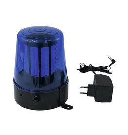 EUROLITE EUROLITE LED Police light 108 LEDs blue classic