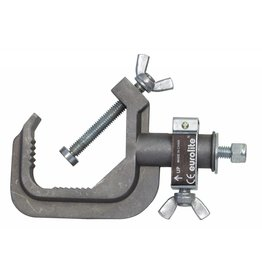 EUROLITE EUROLITE TH-90 Theatre clamp sil