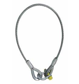 EUROLITE EUROLITE Lifting rope 1500x10mm w. shackle -400kg