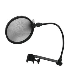 OMNITRONIC OMNITRONIC Microphone pop filter, black