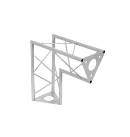 DECOTRUSS DECOTRUSS SAC-25 corner / 90 silver
