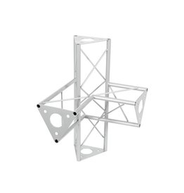 DECOTRUSS DECOTRUSS SAC-44 corner 4-way r+h silver