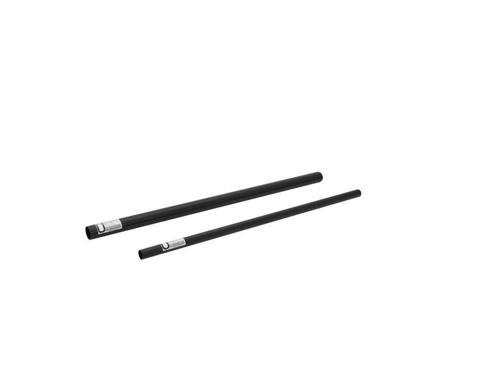 ALUTRUSS ALUTRUSS Aluminium tube 6082 35x2mm 1m black