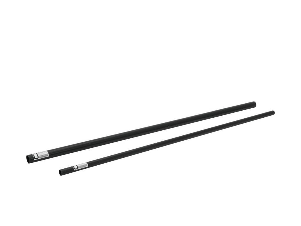 ALUTRUSS ALUTRUSS Aluminium tube 6082 35x2mm 2m black