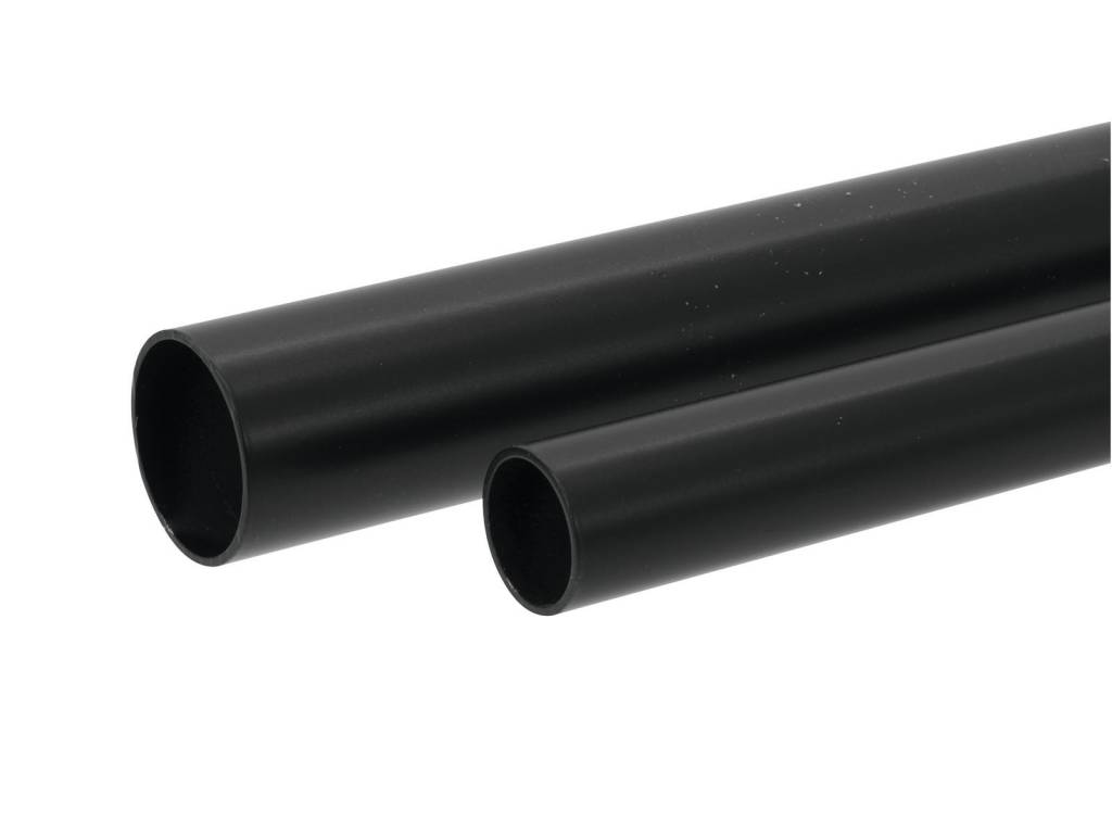 ALUTRUSS ALUTRUSS Aluminium tube 6082 50x2mm 2m black