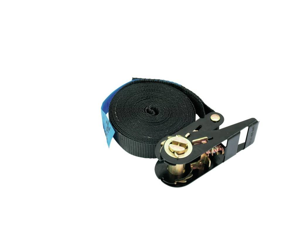 SHZ SHZ Clamping belt S400 ratchet 5m/25mm black