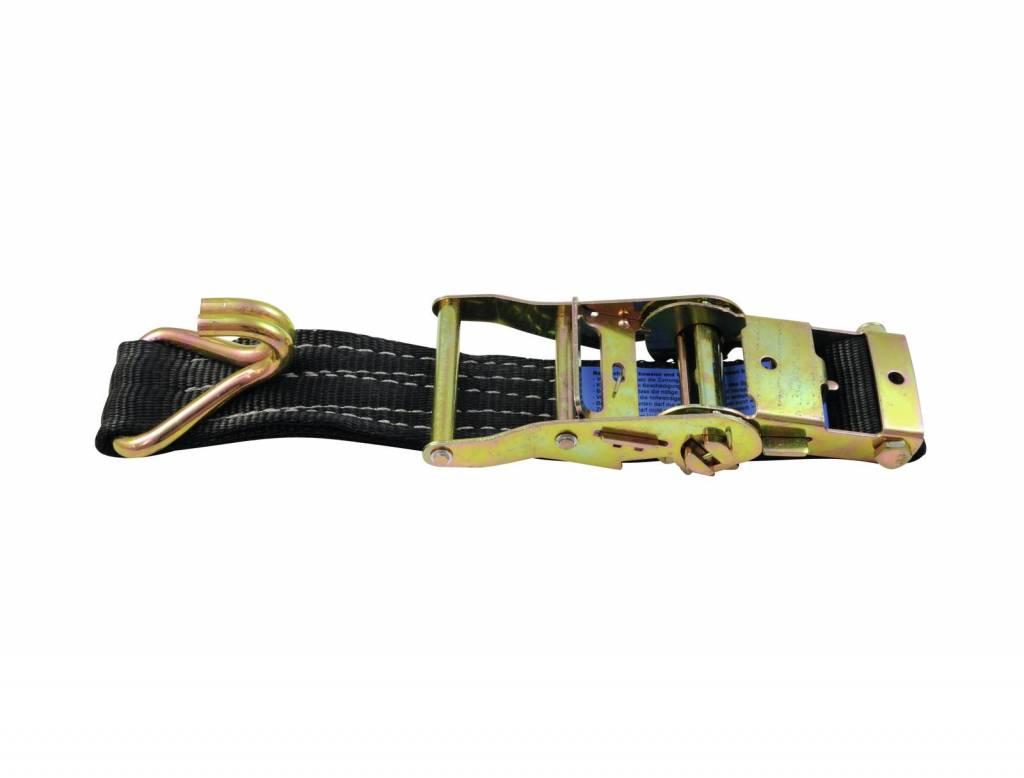 SHZ SHZ Clamping belt H800 ratchet hook black
