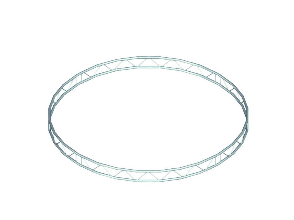 ALUTRUSS ALUTRUSS BILOCK element f.circle 2m ins. vert.90