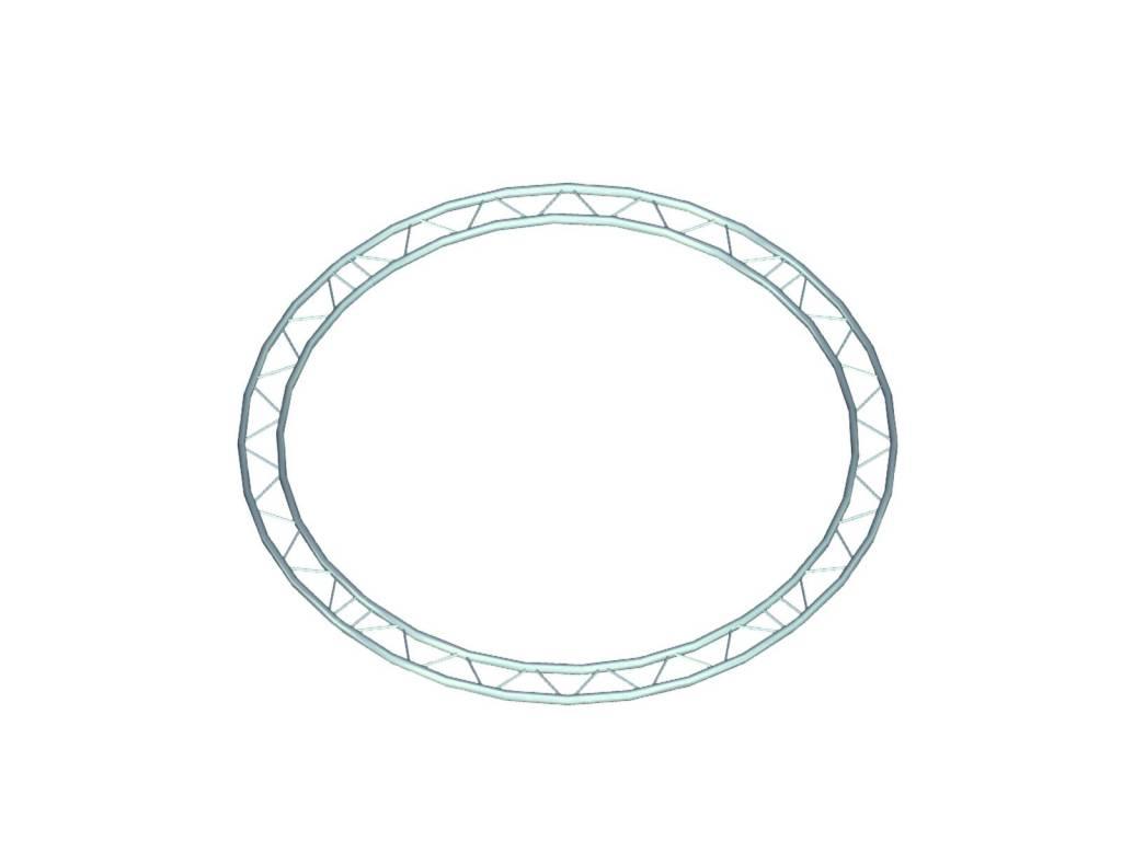 ALUTRUSS ALUTRUSS DECOLOCK DQ2 element f.circle 3m hor.90