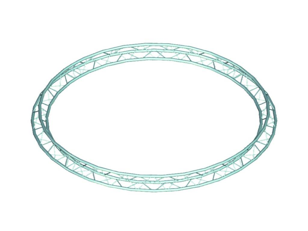 ALUTRUSS ALUTRUSS DECOLOCK DQ-3 circle element d=5m / 45